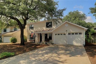 Austin Single Family Home For Sale: 4403 Ganymede Dr