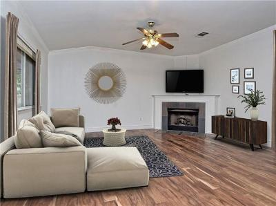 Cedar Park Single Family Home For Sale: 609 Paso Fino Trl