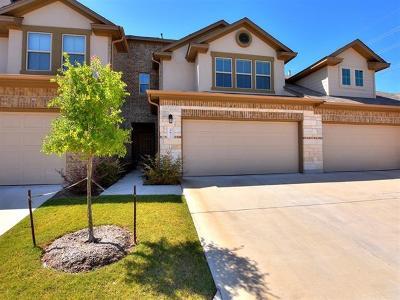 Cedar Park Single Family Home For Sale: 2304 S Lakeline Blvd #382