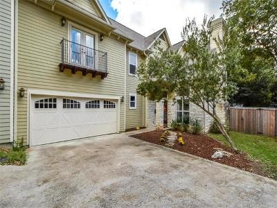 Single Family Home For Sale: 5605 Clay Ave #B