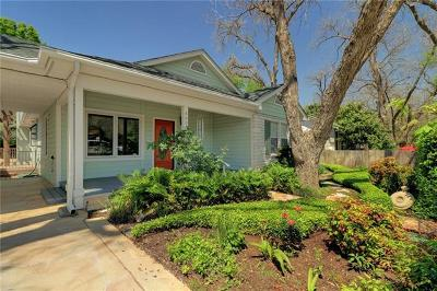Travis County Single Family Home For Sale: 4006 Lewis Ln