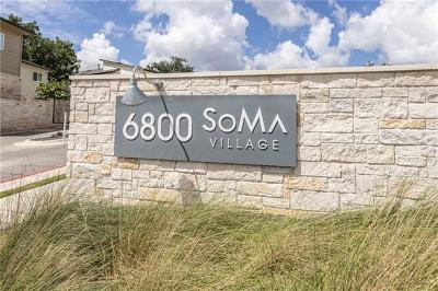 Austin Condo/Townhouse For Sale: 6800 Manchaca Rd #33
