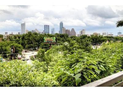 Condo/Townhouse For Sale: 1501 Barton Springs Rd #240