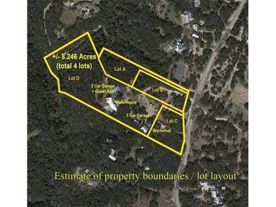 Residential Lots & Land For Sale: 722 Crystal Creek Dr