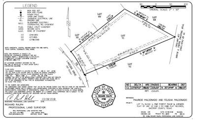 Bastrop County Residential Lots & Land For Sale: Lot 71 Lakeside Dr #1