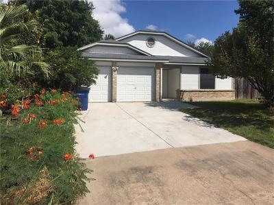 Austin Single Family Home For Sale: 11804 Rotherham Dr