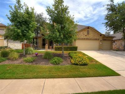 Georgetown Single Family Home For Sale: 308 Arrezo Ln
