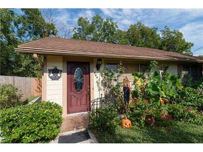 San Marcos Single Family Home For Sale: 209 Staples Rd