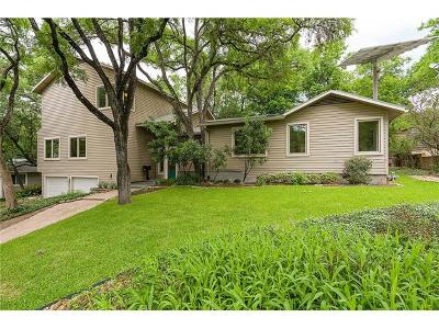 Austin TX Single Family Home Pending - Taking Backups: $879,000