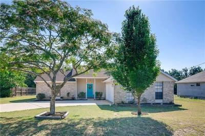 Leander Single Family Home Pending - Taking Backups: 1810 Killarney Dr