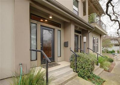 Austin Condo/Townhouse Pending - Taking Backups: 1305 Exposition Blvd #2