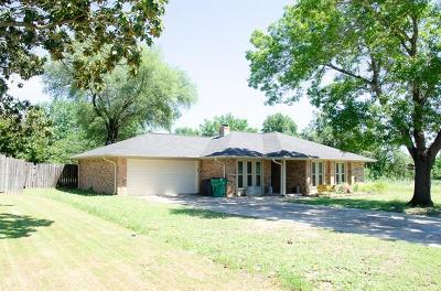 Rockdale TX Single Family Home For Sale: $187,500