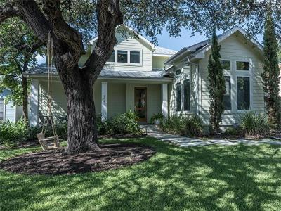 Austin Single Family Home For Sale: 404 W Johanna St