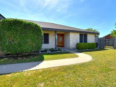 Williamson County Single Family Home For Sale: 325 Meadow Valley Loop