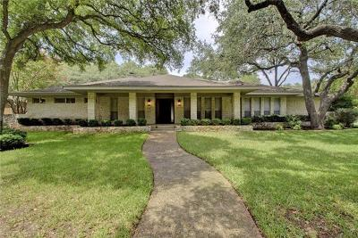 Austin Single Family Home For Sale: 9200 Cedar Crest Dr