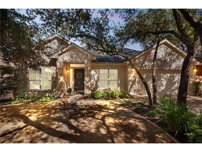 Austin Single Family Home For Sale: 6825 Auckland Dr
