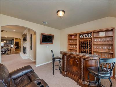 Round Rock Single Family Home For Sale: 5813 Arbia Ln