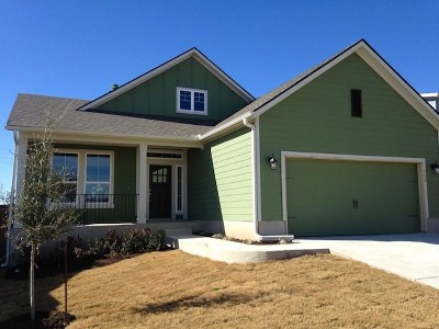 Liberty Hill Single Family Home For Sale: 116 Fire Wheel Pass