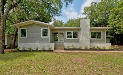 Austin Single Family Home For Sale: 3405 Pecan Springs Rd