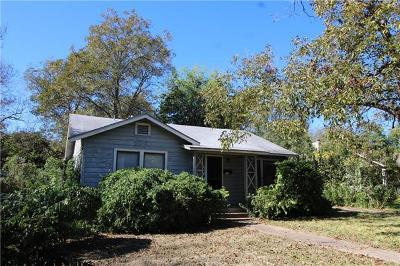 Austin Single Family Home For Sale: 5010 Woodview Ave