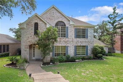 Austin Single Family Home For Sale: 5911 Front Royal Dr