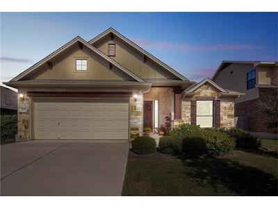 Travis County Single Family Home Pending - Taking Backups: 6900 Barstow Ct