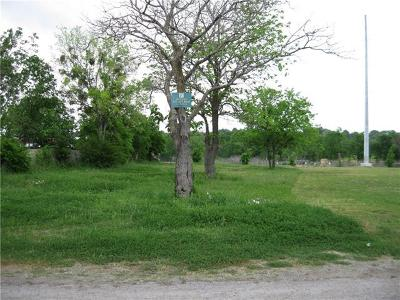 Taylor Residential Lots & Land For Sale: Rio Grande/Mustang