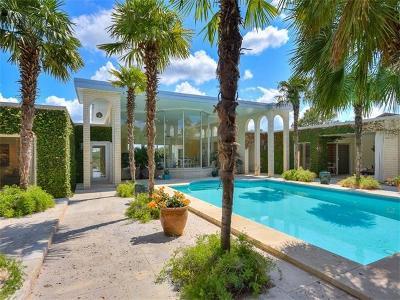 Austin Single Family Home For Sale: 1405 Ridgecrest Dr