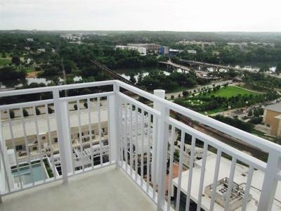 Austin Condo/Townhouse For Sale: 222 West Ave #1910
