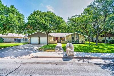 Round Rock Single Family Home For Sale: 903 Saint Williams Ave