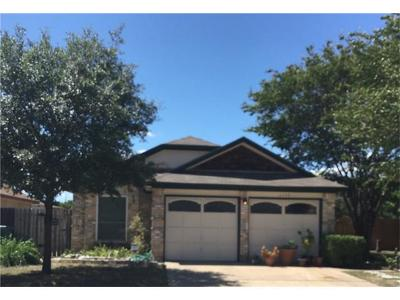 Austin Single Family Home For Sale: 2500 Tracy Trl