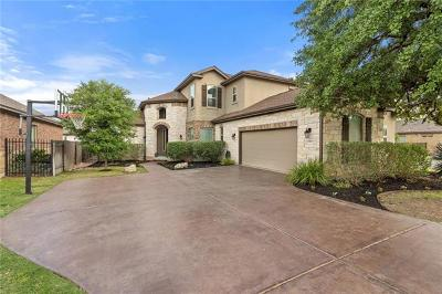 Spicewood Single Family Home Pending - Taking Backups: 6100 Sabino Dr