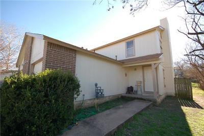 Del Valle Multi Family Home Pending - Taking Backups: 9605 Carson Creek Blvd