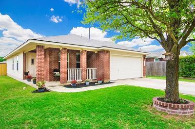 Hutto Single Family Home For Sale: 108 Steven St