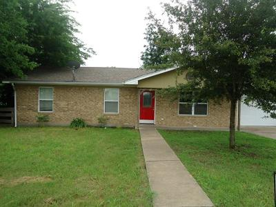 Hutto Rental For Rent: 311 Ross St