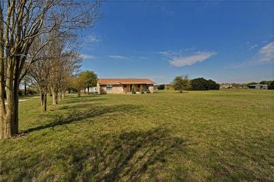 Buda Single Family Home For Sale: 690 S Fm 1626 #A