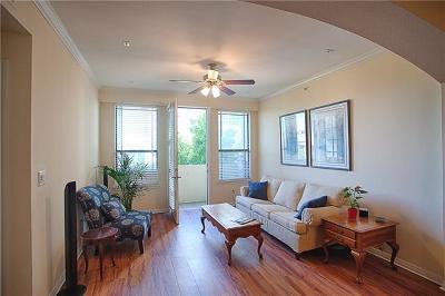 Texan Tower Condo Amd Condo/Townhouse For Sale: 2505 San Gabriel St #305