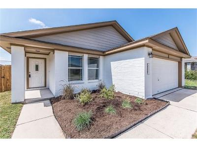 Hutto Single Family Home For Sale: 406 Paige Bnd