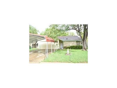 Austin Single Family Home For Sale: 7321 Dixie Dr