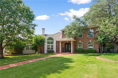 Austin Single Family Home For Sale: 21 Postwood Rd