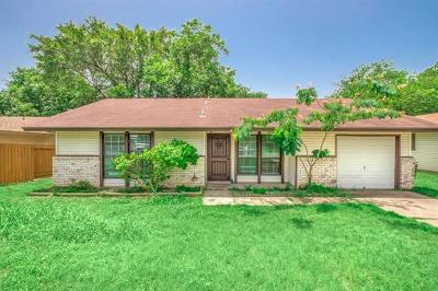 Travis County Single Family Home For Sale: 101 E Starling Dr