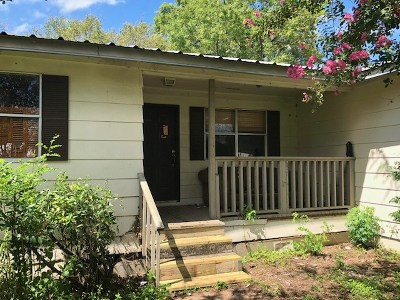 Bastrop Single Family Home For Sale: 805 Hawthorne St