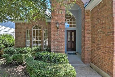Hays County, Travis County, Williamson County Single Family Home For Sale: 5112 Bluestar Dr
