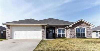 Killeen Single Family Home For Sale: 2407 Jasmine Ln