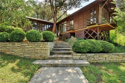 Austin Single Family Home For Sale: 4509 Balcones Dr