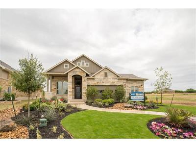 Leander Single Family Home For Sale: 2004 Muhly Bush Bnd
