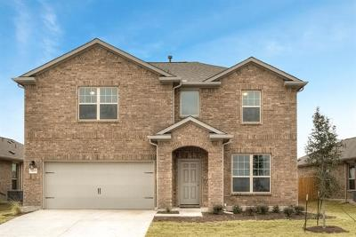Georgetown Single Family Home For Sale: 5409 Vanner Path