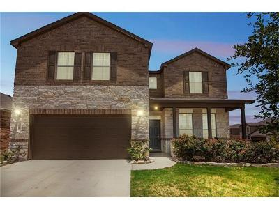 Leander Single Family Home For Sale: 100 Tanager Pass
