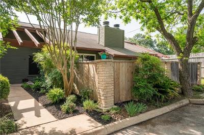 Austin Condo/Townhouse For Sale: 3815 Manchaca Rd #5
