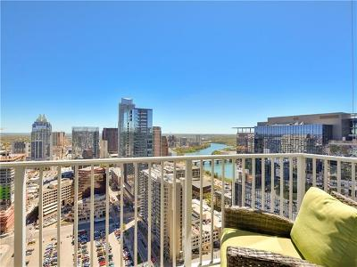 Condo/Townhouse For Sale: 360 Nueces St #3409